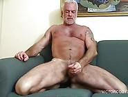 Daddy Jake Jerks Off