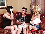 Cougar Threesome What A Fucking Party
