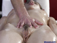 Russian Model Gets A Nice Oil Massage And Fuck