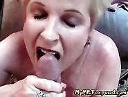 Granny Milf Exposed - Mature Slut Taking Loads Of Cum