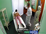 Fakehospital Spy Cameras In Doctors Office Captures Teens Milfs
