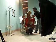 Backside A Episodes Shots Of Vittoria Risi And Zorah White