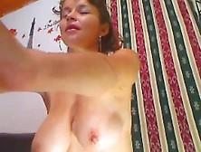 Wonderful Puking Webcam Girl