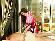 Milf Will Make You A Massage Of Your Wet Dreams