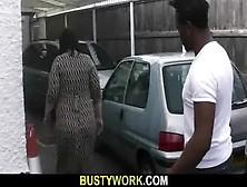 Black Man Wants Buy Car,  But Bbw Is Better