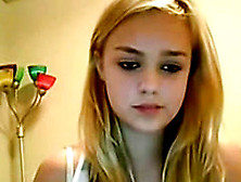 Cute Teen Blonde Non Nude
