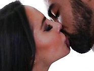 Big Ass Brunette Milf Lela Star Gets Interracial Fucked
