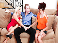 Alexis Diamond, Jaydence Rose In My Wife And I Are Fucking The Ba