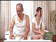 Japanese Wife Is About To Cheat On Her Husband With His Friend,
