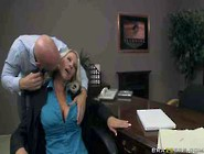 Winsome Busty Mom Emma Starr Having An Amazing Hard Core Sex