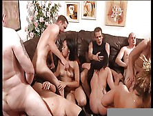 German Amateur Swinger Party (Fucking Hot)