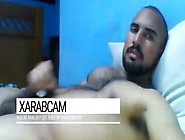 Arab Gay - Hairy Hunk From Palestine - Xarabcam