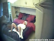 Morning Masturbation My Mom On Spy Cam