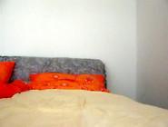 2010. 04. 11 Wichsen Bett