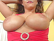 Charming Big Tits Cougar Pornstar Refining Her Horny Guy With Ti