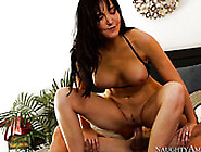 Busty Princess Diana Prince Loves Riding Tyler Nixon's Big Cock