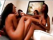 Black Lesbian Sluts Sucking Feet And Pussy