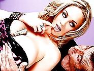 Fantastically Hot Blond Katie Kox Swallows Every Drop