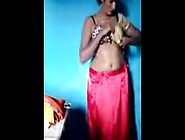 Swathi Naidu Dress Changing In Bedroom Romantic Video