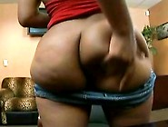 Dude Likes Big, Ebony Phat Asses