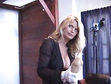 German Strapon Mistress Lisa Berlin
