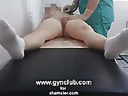 Gyno Exame In Hospital