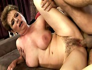 Mature Harlot With Big Boobs Gives Blowjob And Rides On Cock