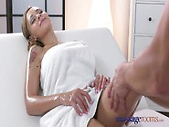 Massage Rooms Young Big Tits Russian Teen Takes Big Dick In Her