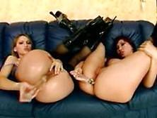 Aisha Sun And Tamara Foursome