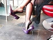 Lady Barbara High Heels