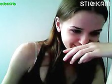 Skinny Teen Naked On Stickam