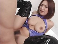 Asian Cutie Loved Big Cocks