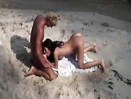 69 And Hard Fuck In The Beach