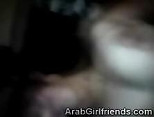 Beautiful Arab Teen Gets Fucked In The Garage Floor