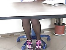Feet Nylon Seductress