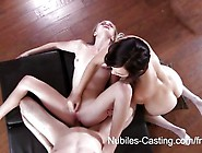Petite Teen Pussy Dripping With Jizz