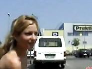 Cute Blond Teen Nude In Public! By Triplextroll - Gleecute*