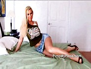 Devon Lee Getting Screwed Hard On Bed