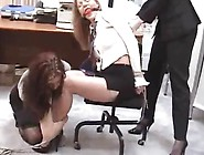 They Captured Tied Up Ball Gag The Boss Amber Michaels!
