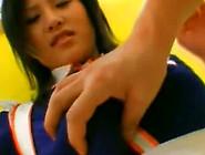 Hot Asian Maid In Uniform Ren Kikukawa Enjoys Hardcore Fucking
