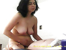Milf Big Tits Wife In Riding Style 2