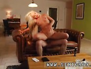 Blonde Bbw Sucks Huge Cock Phillipe Is Sleeping On The Couch Whe