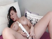 Hot Cam! Sexy Model S Amazing Big Tits And Ass!