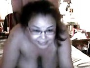 Chunky Couple Homemade Webcam
