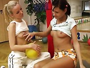 Bitch Ass Teens 4 Cindy And Amber Fuckin' Each Other In The