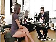 Dp En La Oficina Con Shanis