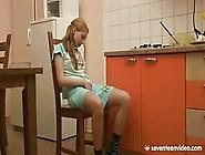 Horny Kitchen Princess