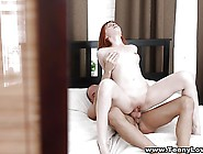 Teeny Lovers - Teen Redhead Hungry For Sex