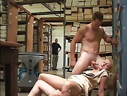 Sexy Mature Blonde Gets Gangbanged And Loves It