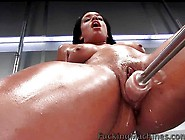 Busty Babes Riding Solo